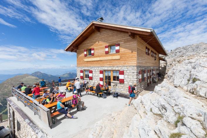 Pisahütte Obereggen Latemar