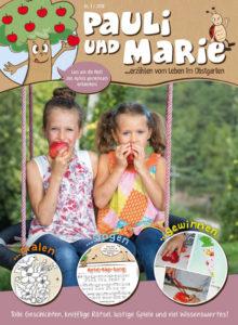 Cover Pauli und Marie